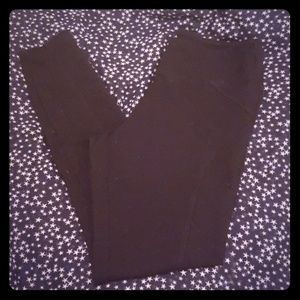 THE LIMITED BLACK LEGGINGS WOMEN'S SIZE MEDIUM